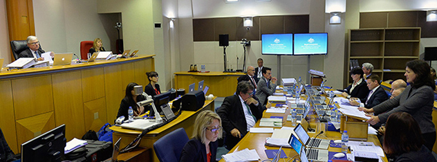 Royal Commission Public Hearing