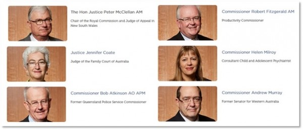 Commissioners Royal Commission