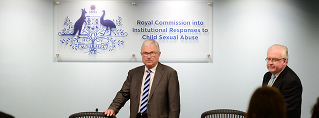 giving evidence royal commission